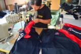 stitching machine 3 for display