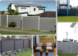 Composite Wood Fence Innovation,WPC Privacy Fence Australia New Design