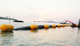 Individual Pipeline Buoyancy Units Used for Thailand Projects