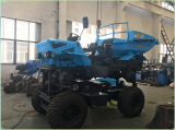 Two units palm oil tractors preparing to be shipped to Ecuador on May 27th