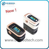 New- OLED finger pulse oximeter