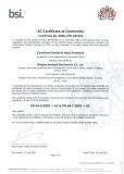 EN 54-7&5 Certificated