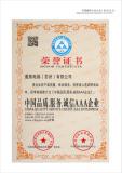 Honor Certificate 4