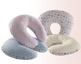 Embossed & Printed U shape pillow