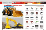 Components For Construction Machinery & Mining Machinery 1