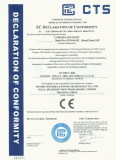 CE certification for SLW-06-3W