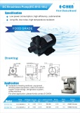 DC Brushless Pump EC-B12-10L
