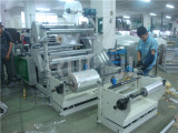 Double line multifunction bag making machine