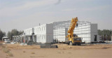 Saudi Container House Camp