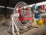 Mechanical Amusement Rides Workshop