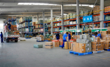 60,000 square meters warehouse