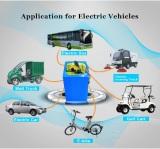EV battery application