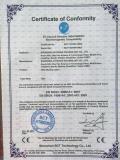 CE for OBD MODLE B341