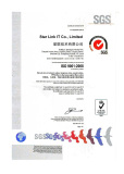 ISO Ceritificate For Lan Cable and Fiber Optic