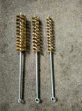 brass wire tube polishing brush