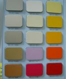 Basic Color Chart