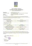 API 607 Fire Safe Certificate-5