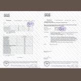 SGS Repots