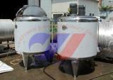 Stainless Steel Emulsification Tank