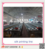 the production process---3-silk screen printing