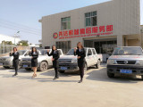 Xianda Machine Professional Foreign Trade Sales Team