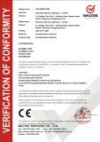 CE of LED Down Light