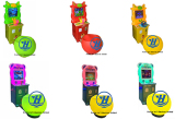 New Kid′s 3D Coin Operated Araced Game Machine
