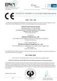 Europe CE Certificate