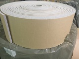expansion joint foam back with adheisve