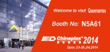 Chinaplas2014 BOOTH:N5A61
