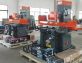 surface grinding machine workshop