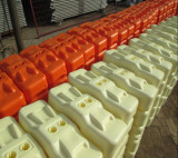 Australia Concrete Temporary Fence Feet /Plastic Feet Block