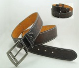 Leather Fashion Man PU belt