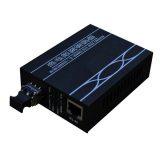 Giga Fiber Media Converter 1 SFP and 1 Tx Port 10/100/1000m (MG1004SFP)