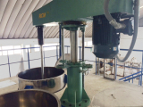 RCM 37kw Platform disperser Successfully Delivered.(Sep.2014)