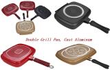 Hot Sale Double Grill Pans