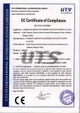 CE certificate of tumble dryer