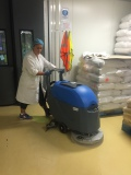 good news from Australia for floor cleaning machine