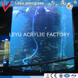 Acrylic Cylinder Fish Tank with CE