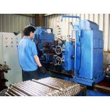Belt conveyor roller/ idler roller production processing