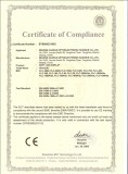 Flexible LED Curtain Authorized CE Certification