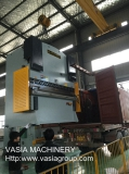 WC67Y-160/3200 Two Cylinders Press Brake Exported to Indonesia .