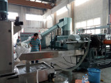 ML recycling extruder with compacotor ( high efficiency and power saving)