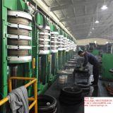 the workshop of motorcyecle tyre