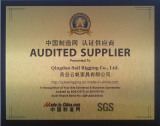 Made in China-Audited Supplier Certification