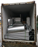 packing&loading container