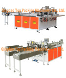 Facial tissue carry bag packing machine
