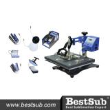 BestSub 8-in-1 Combo Heat Press Machine