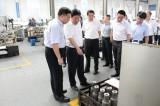 The Mayor of Changsha city visited Heijingang company