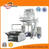 2layer film blowing machine